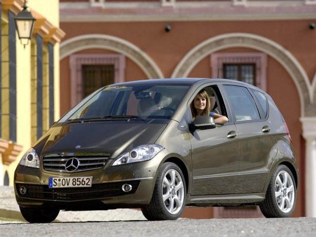 Mercedes-Benz A-Класс 5-дв. в Москве