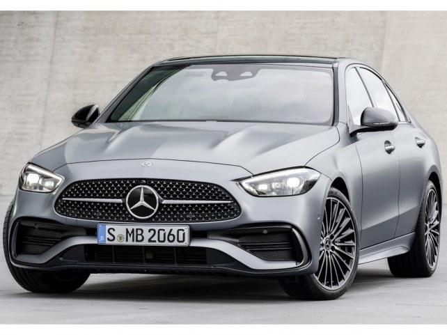 Mercedes-Benz C-Класс седан в Омске