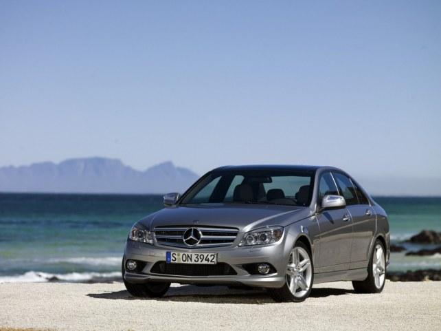Mercedes-Benz C-Класс седан в Москве
