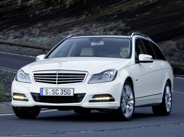 Mercedes-Benz C-Класс Универсал в Москве