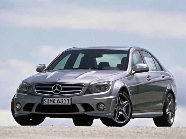 Mercedes-Benz C-Класс AMG в Москве