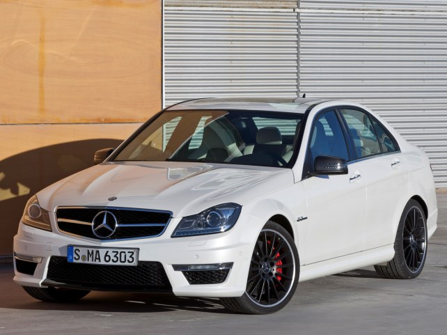 Mercedes-Benz C-Класс AMG Седан в Воронеже