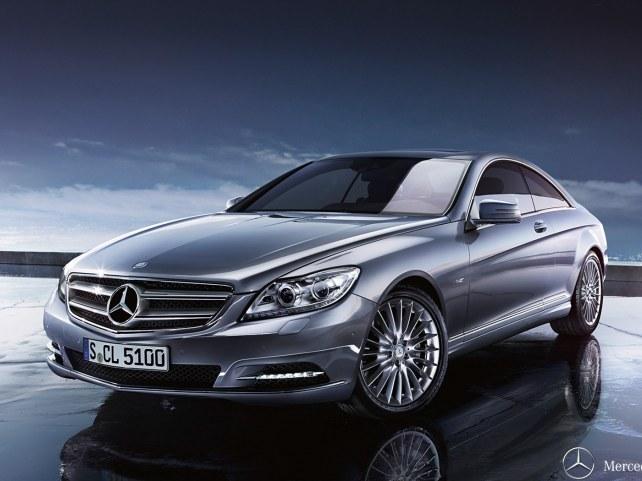 Mercedes-Benz CL-Класс AMG в Москве