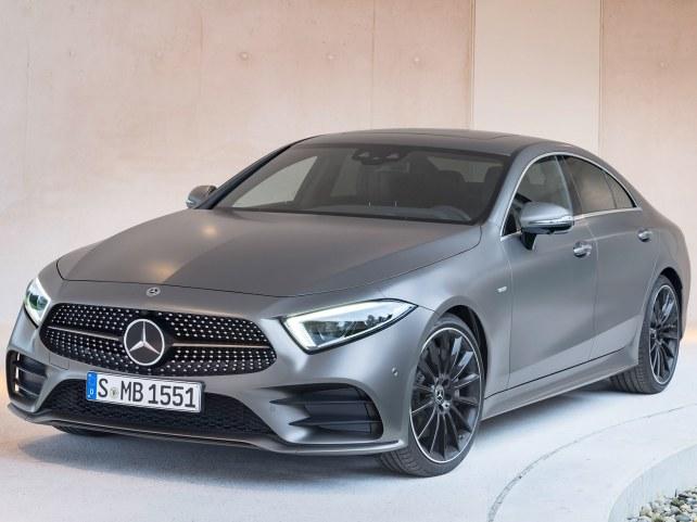 Mercedes-Benz CLS-Класс в Ростове-на-Дону