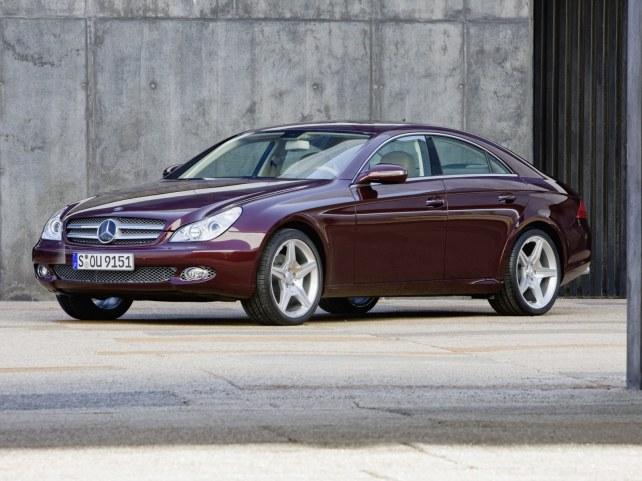 Mercedes-Benz CLS-Класс седан в Москве
