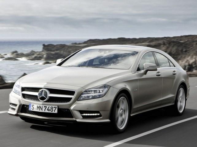 Mercedes-Benz CLS-Класс в Москве