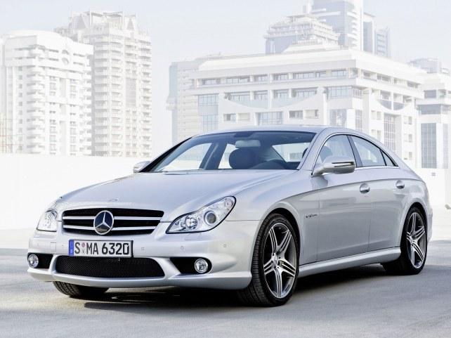 Mercedes-Benz CLS-Класс AMG в Москве