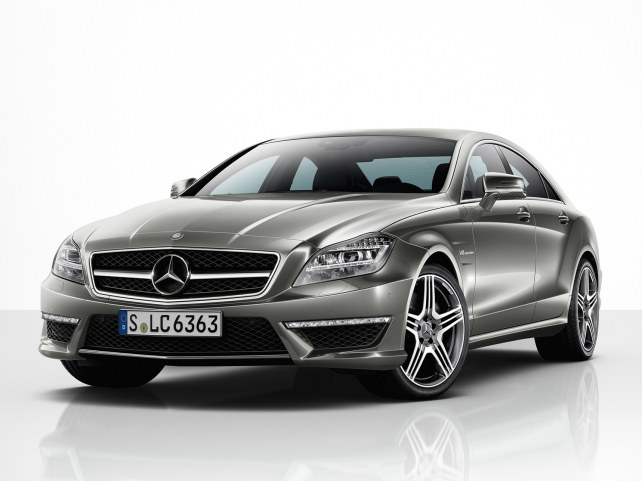 Mercedes-Benz CLS-Класс AMG в Набережных Челнах