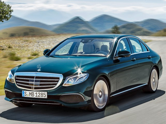 Mercedes-Benz E-Класс Седан в Набережных Челнах