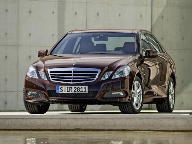 Mercedes-Benz E-Класс седан в Москве