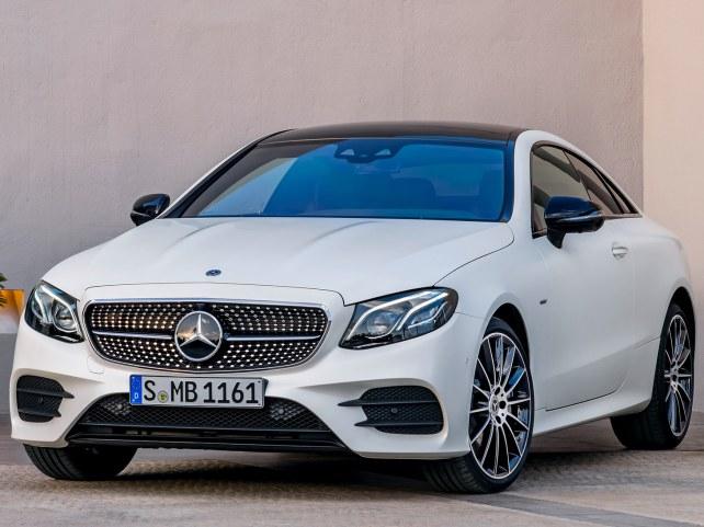 Mercedes-Benz E-Класс Купе в Сочи