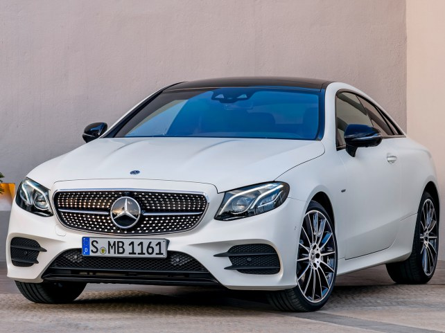 Mercedes-Benz E-Класс Купе в Москве