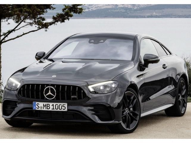 Mercedes-Benz E-Класс купе в Уфе