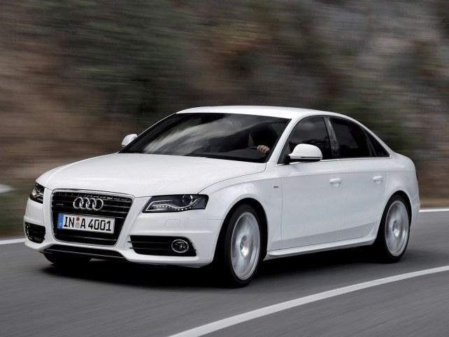 Audi A4 седан в Москве