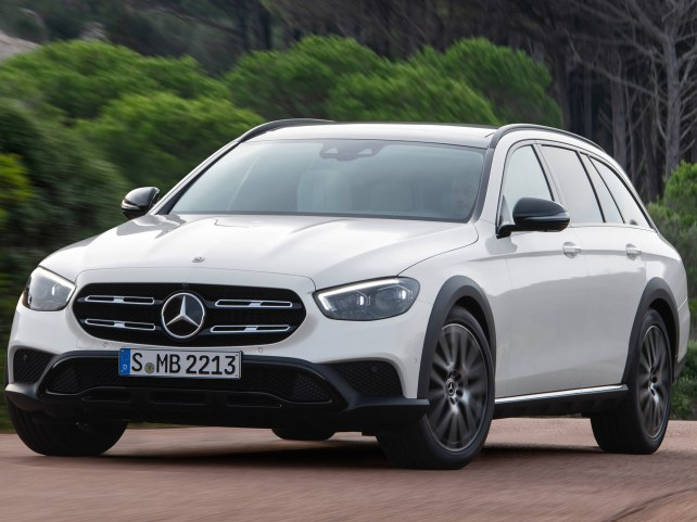 Mercedes-Benz E-Класс универсал в Москве
