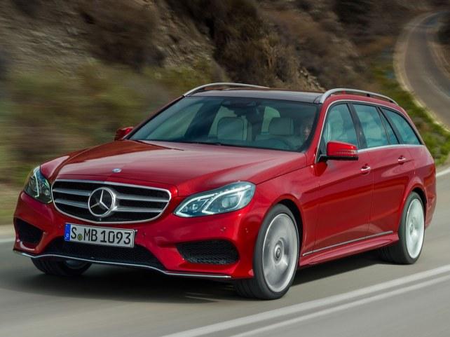 Mercedes-Benz E-Класс Универсал в Набережных Челнах