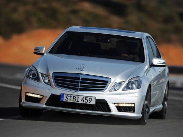 Mercedes-Benz E-Класс AMG в Москве