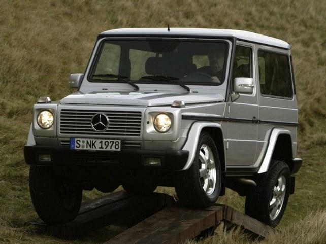 Mercedes-Benz G-Класс 3-дв. в Москве