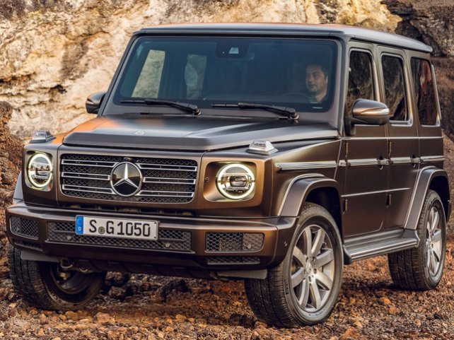 Mercedes-Benz G-Класс в Красноярске