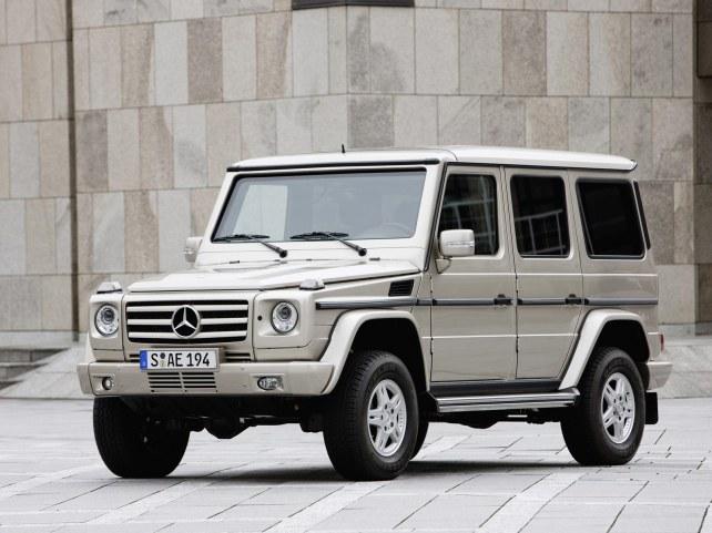 Mercedes-Benz G-Класс 5-дв. в Москве
