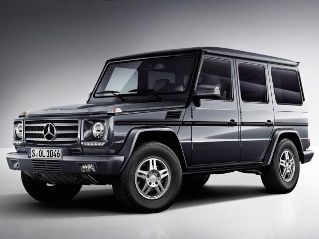 Mercedes-Benz G-Класс в Воронеже