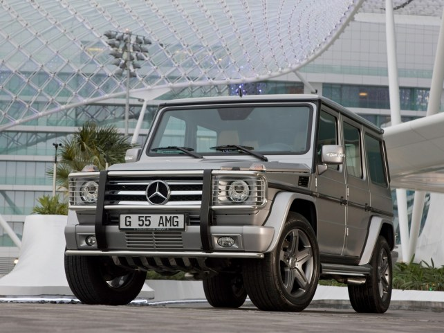 Mercedes-Benz G-Класс AMG в Москве