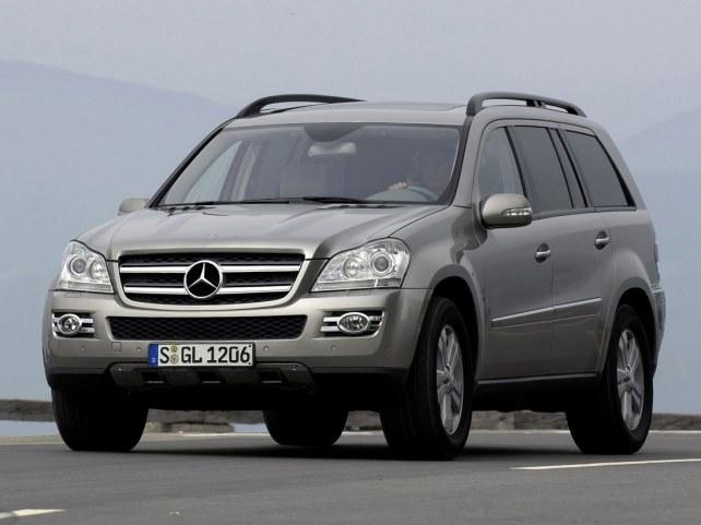 Mercedes-Benz GL-Класс в Москве
