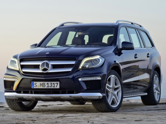 Mercedes-Benz GL-Класс в Москве