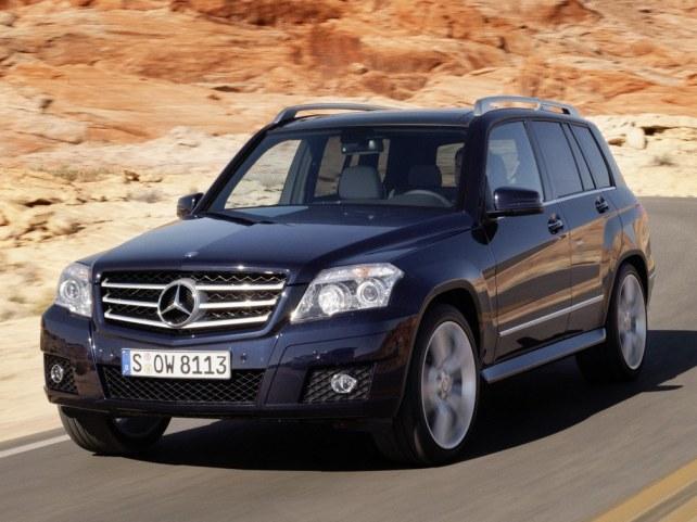 Mercedes-Benz GLK-Класс в Москве
