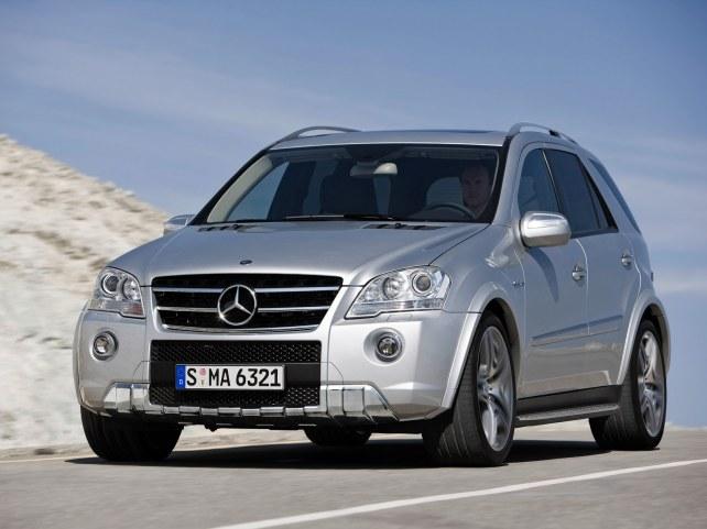 Mercedes-Benz M-Класс AMG в Москве