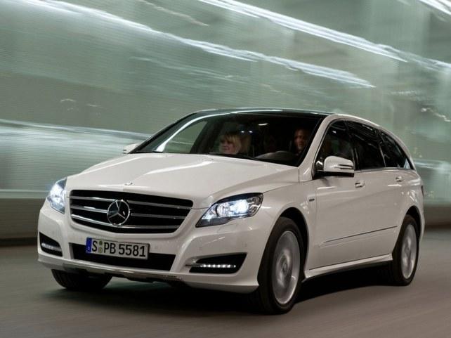 Mercedes-Benz R-Класс в Москве