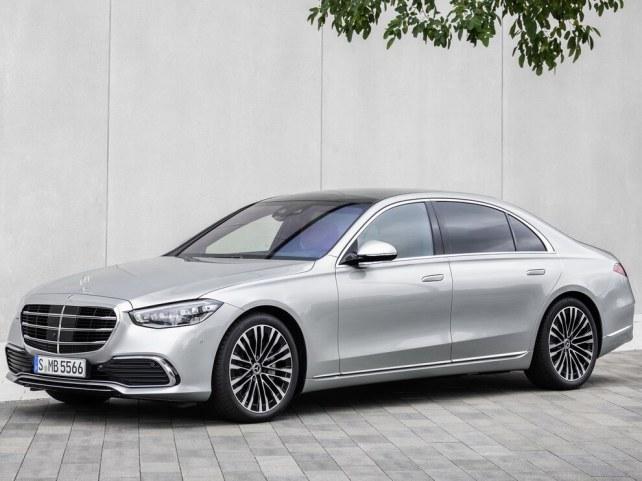 Mercedes-Benz S-Класс седан в Санкт-Петербурге