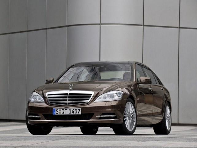 Mercedes-Benz S-Класс седан в Москве