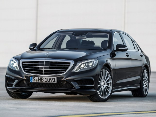 Mercedes-Benz S-Класс в Ростове-на-Дону