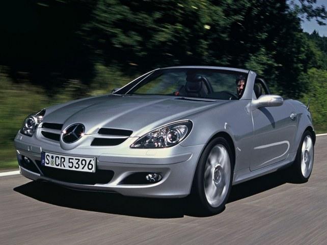 Mercedes-Benz SLK-Класс в Москве