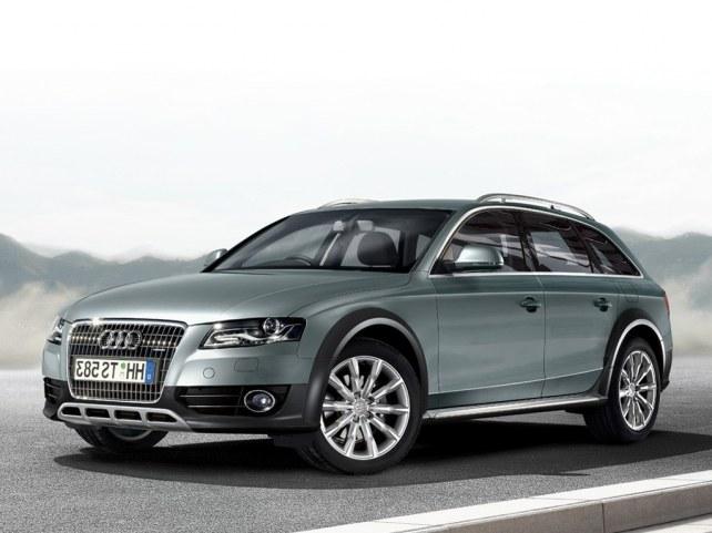 Audi A4 Allroad универсал в Москве