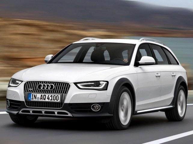 Audi A4 Allroad в Москве