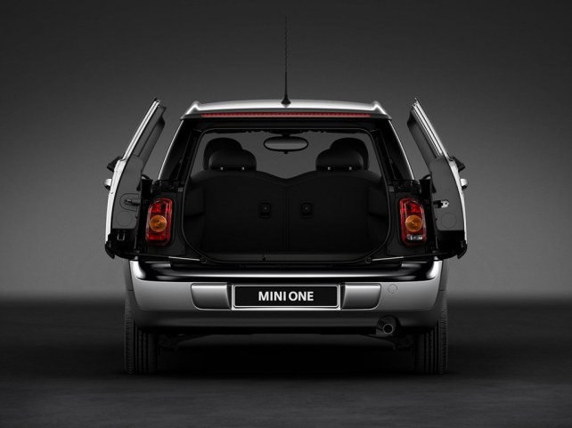 MINI One Clubman в Москве