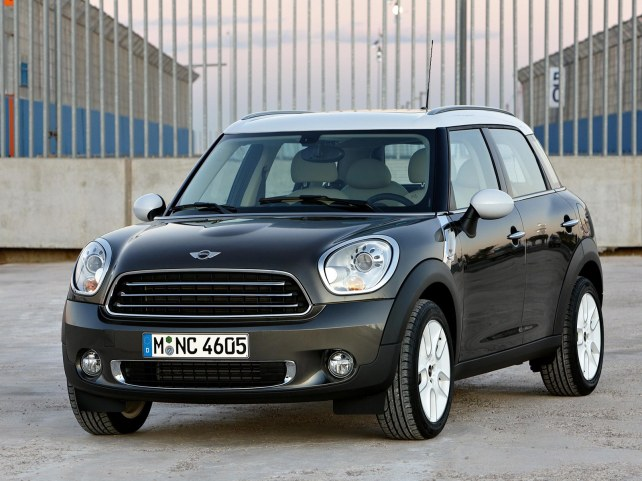 MINI Cooper Countryman в Кемерово