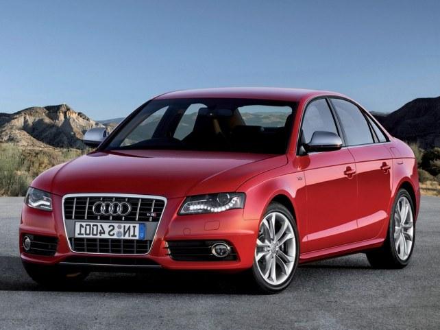 Audi S4 седан в Москве