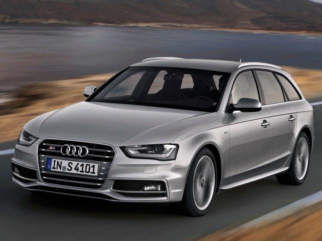 Audi S4 Универсал в Москве