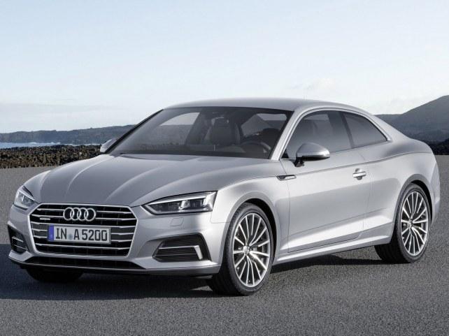 Audi A5 Купе в Набережных Челнах