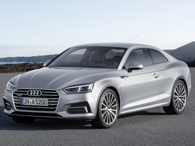 Audi A5 Купе в Ростове-на-Дону