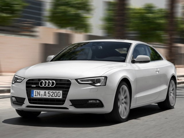 Audi A5 Купе в Москве