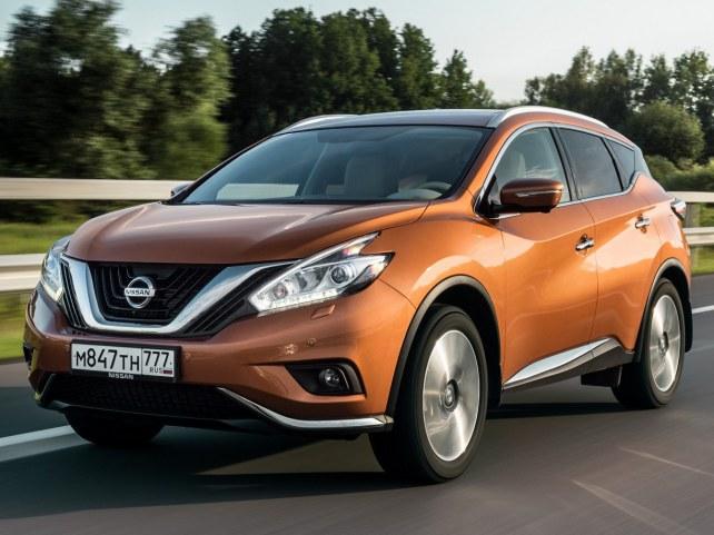 Nissan Murano в Ростове-на-Дону