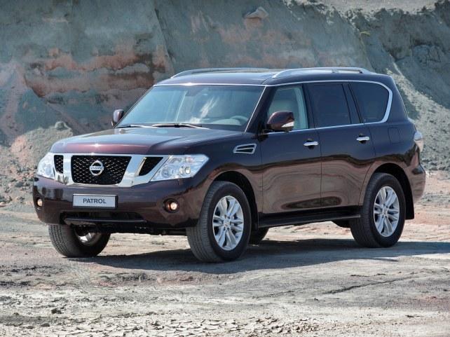 Nissan Patrol в Москве
