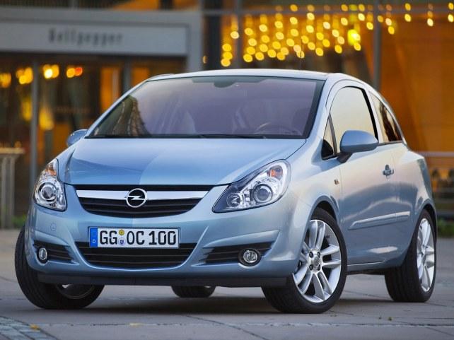 Opel Corsa 3-дв. в Ростове-на-Дону