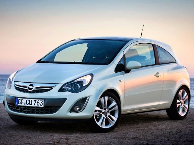 Opel Corsa 3-дв. в Москве