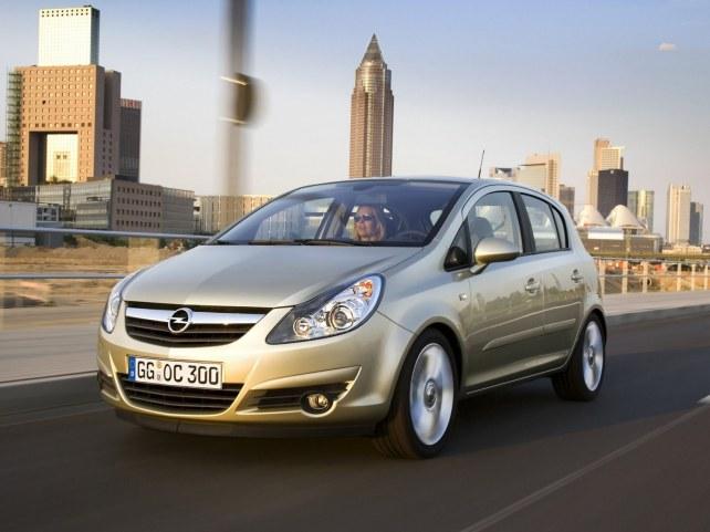 Opel Corsa 5-дв. в Ростове-на-Дону