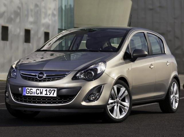 Opel Corsa 5-дв. в Москве